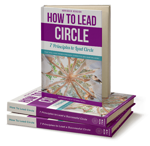 How to lead circle 7 principles to lead circle sistership circle discover our 7 secrets to get women raving about your circle fandeluxe Images